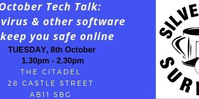 October tech talk